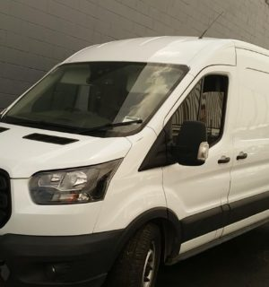 2018 FORD TRANSIT FAN