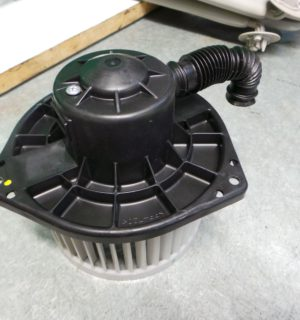 2012 HOLDEN BARINA HEATER FAN MOTOR