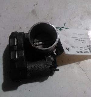 2009 FORD FIESTA THROTTLE BODY