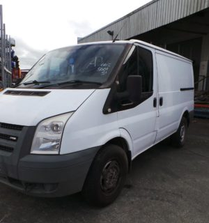 2007 FORD TRANSIT PARTICULATE FILTER DPF