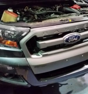 2015 FORD RANGER CONSOLE