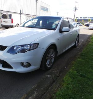 2008 FORD FALCON MOUNT
