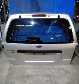 2003 FORD ESCAPE BOOT LID TAILGATE