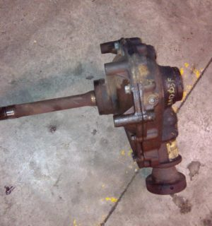 2006 HOLDEN ADVENTRA DIFFERENTIAL CENTRE