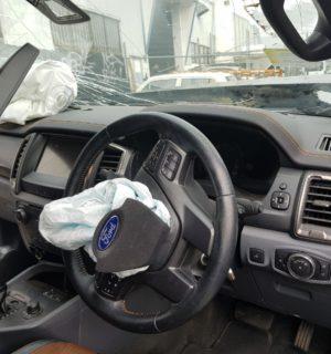 2017 FORD RANGER TRANSMISSION GEARBOX