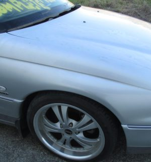 2002 HOLDEN STATESMAN/CAPRICE RIGHT DRIVESHAFT