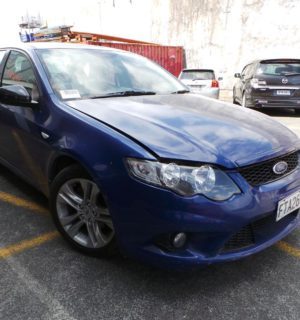 2010 FORD FALCON MOUNT