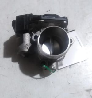 2014 FORD FIESTA THROTTLE BODY