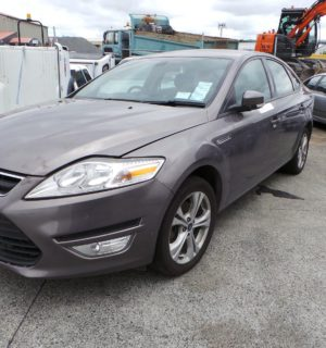 2012 FORD MONDEO RIGHT AIRBAG