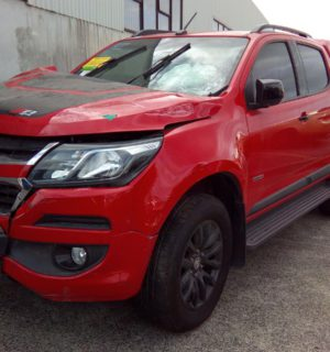 2016 HOLDEN COLORADO RIGHT AIRBAG