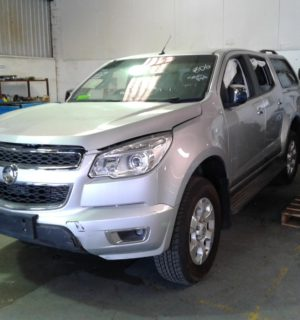 2013 HOLDEN COLORADO LEFT GUARD LINER
