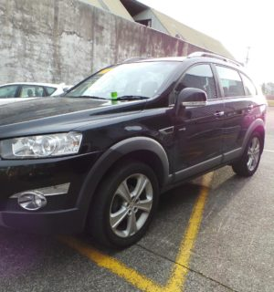 2011 HOLDEN CAPTIVA LEFT GUARD LINER
