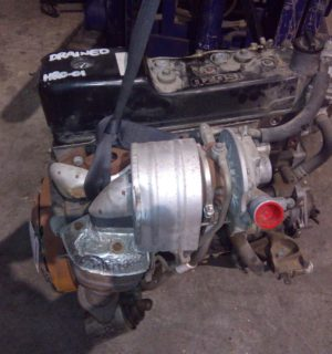 2004 HOLDEN RODEO ENGINES