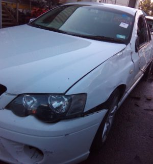 2008 FORD FALCON SIDE STEP SKIRT