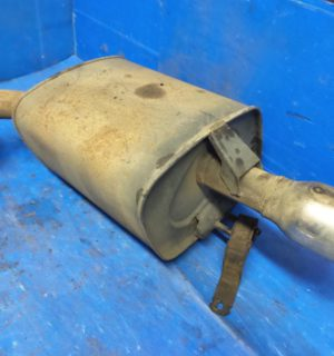 2010 HOLDEN COMMODORE MUFFLER