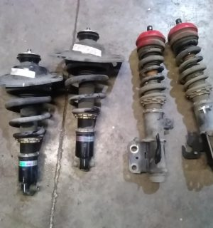 2007 HOLDEN COMMODORE FRONT RIGHT COMPLETE SUSPENSION