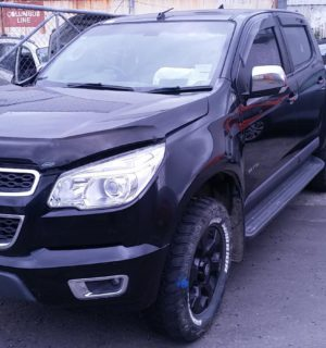 2012 HOLDEN COLORADO UTE BACK