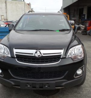 2012 HOLDEN CAPTIVA AC HOSES / AIR CONDITION / AIR CONDITIONING