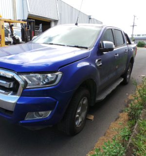 2015 FORD RANGER RIGHT AIRBAG