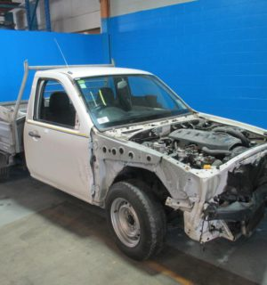 2009 FORD RANGER LEFT GUARD