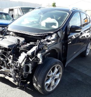 2013 FORD KUGA RIGHT FRONT WINDOW REG MOTOR