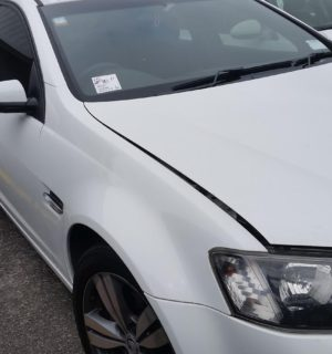 2009 HOLDEN COMMODORE FAN