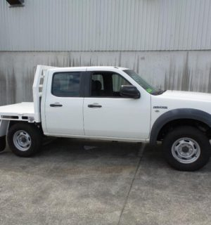 2008 FORD RANGER EXHAUST SYSTEM
