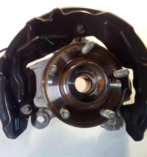 2017 FORD MONDEO LEFT FRONT HUB ASSEMBLY
