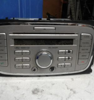 2009 FORD MONDEO RADIO CD DVD SAT TV