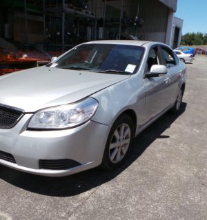 2010 HOLDEN EPICA AC HOSES / AIR CONDITION / AIR CONDITIONING