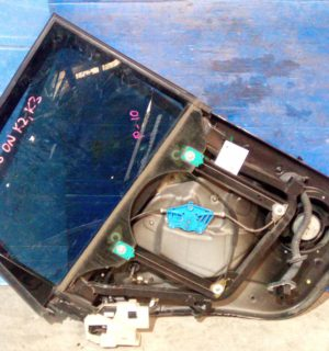 2004 PORSCHE CAYENNE RIGHT REAR WINDOW REG MOTOR