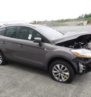 2012 FORD KUGA EXHAUST SYSTEM