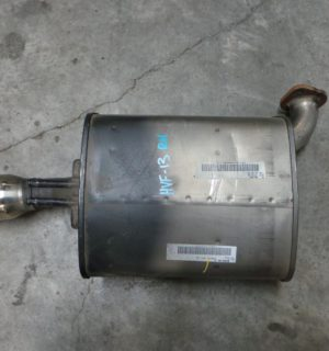 2015 HOLDEN COMMODORE MUFFLER