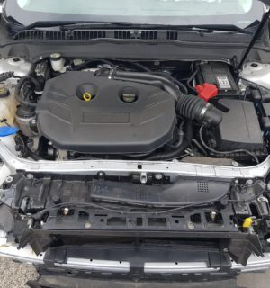 2017 FORD MONDEO ENGINE