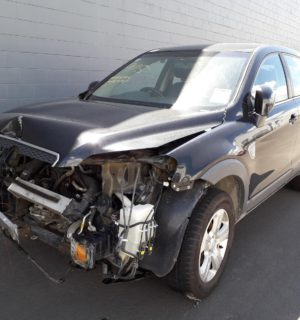 2009 HOLDEN CAPTIVA RIGHT REAR WINDOW REG MOTOR