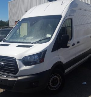 2017 FORD TRANSIT RIGHT FRONT WINDOW REG MOTOR