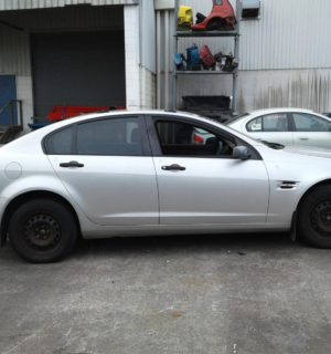 2007 HOLDEN COMMODORE AC HOSES / AIR CONDITION / AIR CONDITIONING