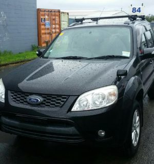 2012 FORD ESCAPE STEERING PUMP