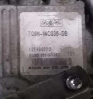 2013 FORD MONDEO TRANSMISSION GEARBOX