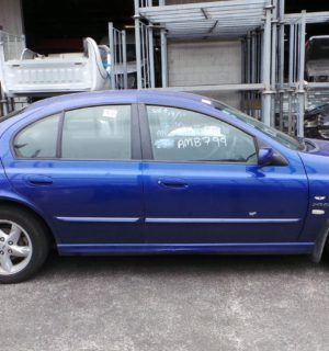 2002 FORD FALCON AC HOSES / AIR CONDITION / AIR CONDITIONING