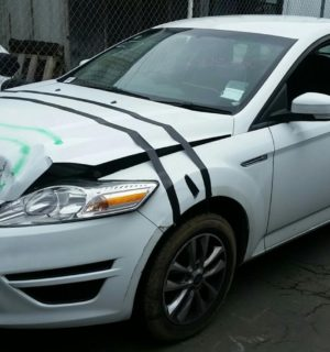 2013 FORD MONDEO RIGHT REAR WINDOW REG MOTOR