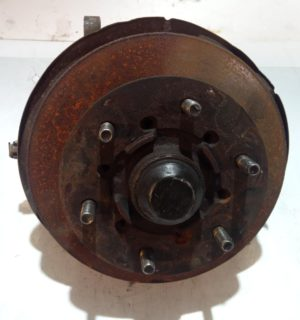 2005 FORD COURIER LEFT FRONT HUB ASSEMBLY