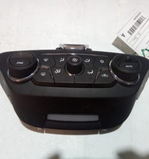 2017 HOLDEN COMMODORE HEATER AC CONTROLS