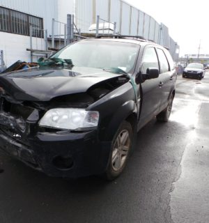2004 FORD TERRITORY MISC