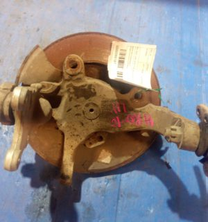 2004 HOLDEN RODEO LEFT FRONT HUB ASSEMBLY