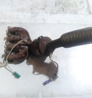 2012 FORD FIESTA CATALYTIC CONVERTER