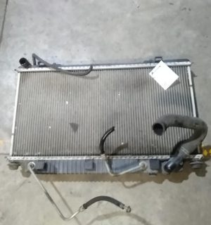 2009 HOLDEN COMMODORE RADIATOR