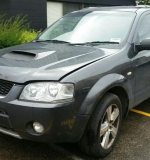 2007 FORD TERRITORY CONSOLE