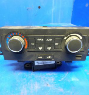 2007 HOLDEN CAPTIVA HEATER AC CONTROLS