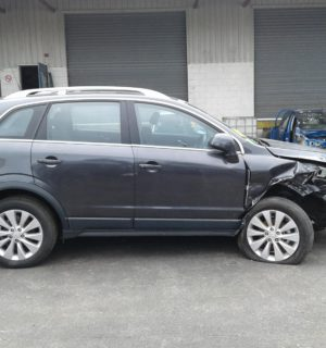 2014 HOLDEN CAPTIVA LEFT GUARD LINER